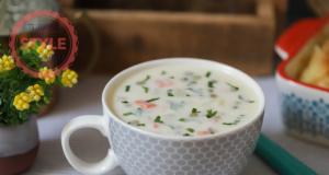 Seasoned Potato Soup Recipe