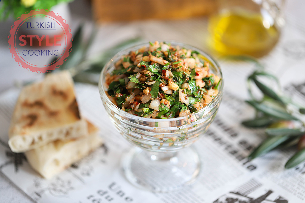 Bezirgan Salad Recipe