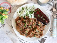 Edirne Style Fried Crispy Livers Recipe