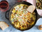 Turkish Potato Omelette Recipe