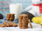 Sugar Free Gluten Free And Vegan Crispy Cookies