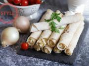 Adana Style Cheese Wraps Sıkma Recipe