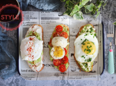 Three Different Avocado Toasts Recipe