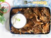Baked Oyster Mushroom Recipe