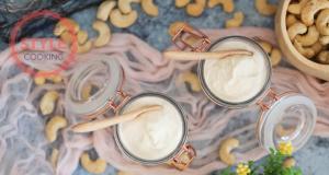 Fast Vegan Cashew Yogurt Recipe
