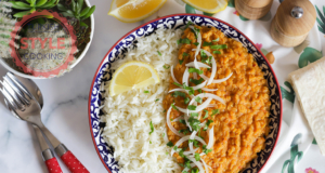 Red Lentil Curry Recipe
