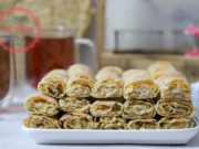 Chickpeas Börek Recipe