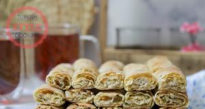 Chickpeas Börek Recipe