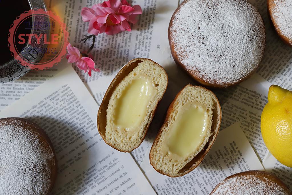 Lemon Curd Berliner Recipe