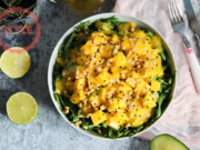 Mango Arugula Salad Recipe