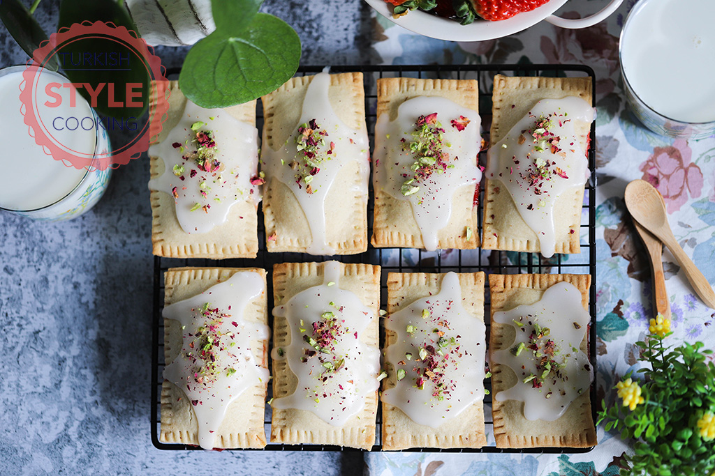 Strawberry Pop Tarts Recipe