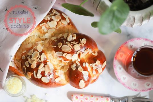 Paskalya Çöreği Recipe