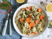 Olive Oil Artichoke Stew Recipe