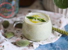 Green Almond Cacık Recipe