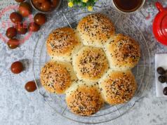 Flower Bread Recipe