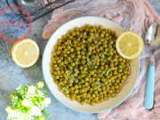 Olive Oil Peas Recipe