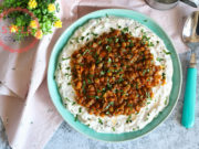 Meatless Ali Nazik Recipe