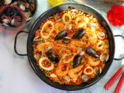 Paella Marisco Recipe