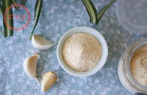 Garlic Powder Recipe