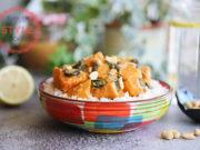 Satay Sweet Potato Recipe