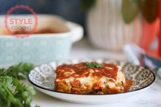 Low Fat Meat Vegetarian Moussakka Recipe