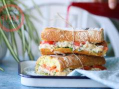 Vegan Chickpea Sandwich Recipe